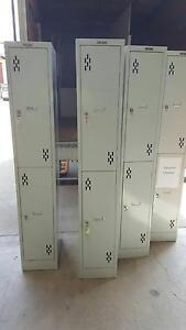 LOCKERS work staff room safety lockers business locker equipment Murarrie Brisbane South East Preview