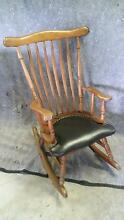 Beautifully Restored Antique Rocking Chair Soldiers Point Port Stephens Area Preview