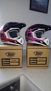 Kids motorbike helmets New Norfolk Derwent Valley Preview