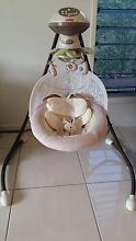 Fisher Price My Little Snugabunny Cradle 'n Swing Clontarf Redcliffe Area Preview