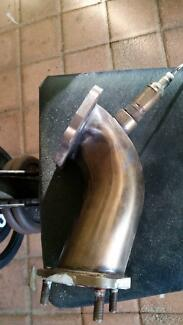 "Nissan 200SX S15 S14 3"" stainless dump pipe SR20DET Malaga Swan Area Preview"