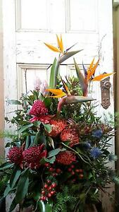 Floristry 3 – natives and orchids @ YCC Yarraville Maribyrnong Area Preview