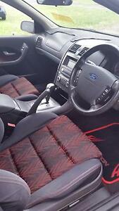 2002 Ford Falcon XR6 Sedan Kurri Kurri Cessnock Area Preview