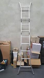 Multifold Ladder Campbelltown Campbelltown Area Preview