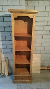 Wooden Bookcase Marsfield Ryde Area Preview