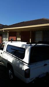 FLEXIGLASS UTE CANOPY HILUX SINGLE CAB 98-05 Avondale Heights Moonee Valley Preview