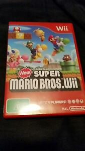 SUPERMARIO BROTHERS Wii Murrumba Downs Pine Rivers Area Preview