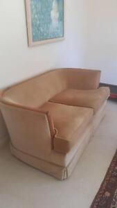 Lounge 2 seater Frenchs Forest Warringah Area Preview