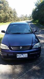 2001 Holden Astra Hatchback Kellerberrin Kellerberrin Area Preview