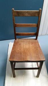 3 x Timber Chairs Ashmore Gold Coast City Preview