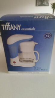 Tiffany 'Essential' Coffee Maker - NEW South Geelong Geelong City Preview