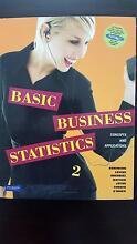 Basic Business Statistics 2 Concepts and Applications Textbook Parramatta Parramatta Area Preview