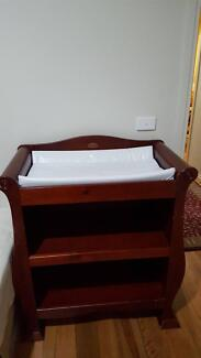 Bruuin Baby Change Table