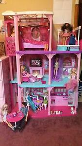 Rare Complete Barbie Estate Aberfoyle Park Morphett Vale Area Preview