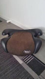 Car Seat booster for kids , good condition.