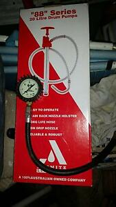 Oil Pump and Pressure Gauge Suitable for Speedway Duncraig Joondalup Area Preview