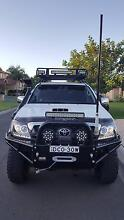 2008 Toyota Hilux Dual Cab Ute Shell Cove Shellharbour Area Preview