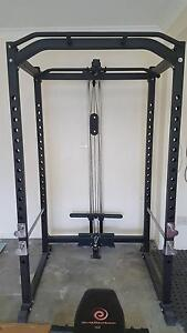Power Rack/Cage, Bench, Olympic Bars & Weights Mackay Mackay City Preview