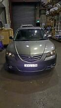 2004 Mazda Mazda3 Sedan Greenacre Bankstown Area Preview