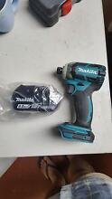 BRAND NEW BRUSHLESS 18V MAKITA IMPACT DRIVER WITH 6ah BATTERY Jacana Hume Area Preview