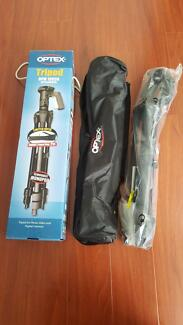 Optex OPM-1093G Tripod with Monopod