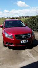 2010 Holden Cruze Sedan Dunlop Belconnen Area Preview