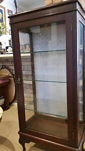 two display cabinet $180 - $190 excellent condition Cherrybrook Hornsby Area Preview