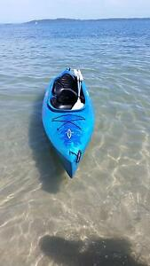 Dagger Drifter 2 double kayak - used Nelson Bay Port Stephens Area Preview