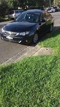 2009 Subaru Impreza rx my09 Eschol Park Campbelltown Area Preview