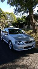 Extremely Low KM 2005 XR6 Ford Falcon Sedan Muswellbrook Muswellbrook Area Preview