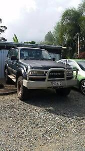 For sale 4x4 80series Airlie Beach Whitsundays Area Preview