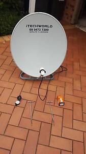 Itechworld Satelite T/V Dish for VAST system Greenslopes Brisbane South West Preview