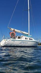 27ft cruising racing yacht MUST SELL Fremantle Fremantle Area Preview
