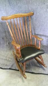 Fully restored antique rocking chair Soldiers Point Port Stephens Area Preview