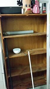 Pine bookcase Free Augustine Heights Ipswich City Preview