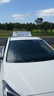 Learn N Excel (LNE) Driving School from $35/hr Ingleburn ,Minto. Ingleburn Campbelltown Area Preview