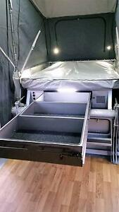 Mountain Trail Campers Hard Floor Off Road Thorneside Redland Area Preview