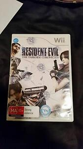 RESIDENT EVIL Wii Murrumba Downs Pine Rivers Area Preview
