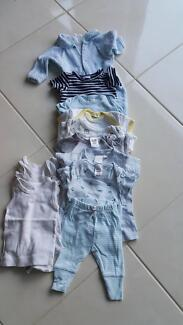Baby clothing 0000 13 pieces