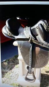stock saddle & 2 bridles Melbourne CBD Melbourne City Preview