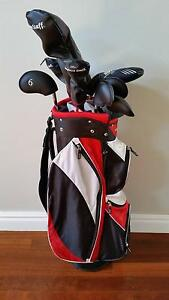 NEW Unique Golf Set (10 clubs + bag) Liverpool Liverpool Area Preview