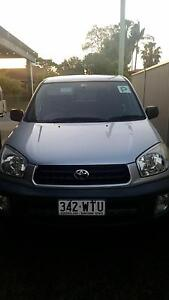 2001 Toyota RAV4 Wagon Morayfield Caboolture Area Preview