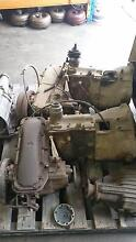 Nissan Patrol gearboxes x 2 4 speed inc Transfer case Berwick Casey Area Preview