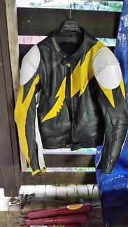 Dryrider leather jacket