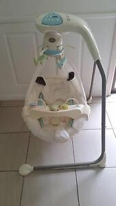 Fisher Price My Little Lamb Cradle 'n Swing Kearneys Spring Toowoomba City Preview