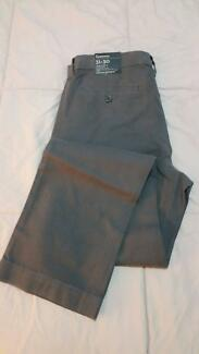 BNWT Banana Republic Emerson Vintage Straight Fit Trousers W31 L3
