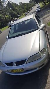 2000 Holden Vectra Sedan Strathfield Strathfield Area Preview