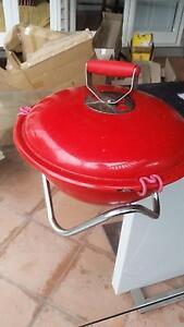 Small Portable Weber Barbecue Hamilton Brisbane North East Preview