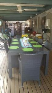 Eight Seat Dining Setting Rochedale South Brisbane South East Preview