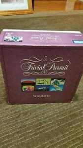 Trivial Pursuit volume 3 Maroubra Eastern Suburbs Preview